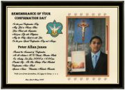 Confirmation Gift - Photomount