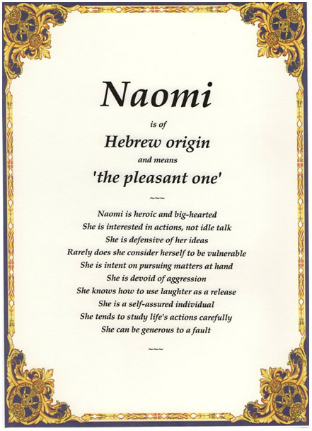 Personalised Birthday Gifts : First Name Origin Gift